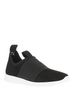 'oakland/m' slip-on sneakers od Jimmy Choo